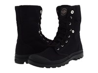 Palladium Baggy Black Black Men's Lace Up Boots