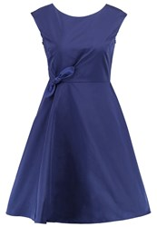 Weekend Maxmara Carnet Cocktail Dress Party Dress Blue Notte Dark Blue
