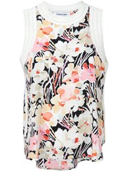 Elizabeth And James Floral Print Tank Top Multicolour
