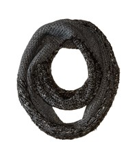 Pistil Emery Infinity Charcoal Scarves Gray