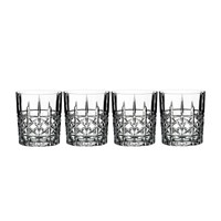 Waterford Marquis Brady Dof Tumblers Set Of 4