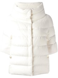 Herno Padded Jacket White