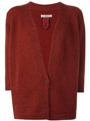 Humanoid 'Koto' Cardigan Red