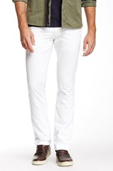 Robert Graham Trip Woven Classic Fit Pant White