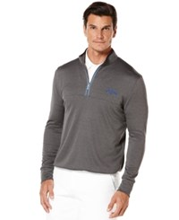 Callaway Golf Performance 1 4 Zip Waffled Fleece Castlerock