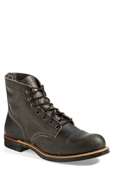 Red Wing Shoes 'Iron Ranger' Cap Toe Boot Men Charcoal
