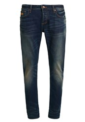 Superdry Copperfill Loose Jeans Vintage Blue