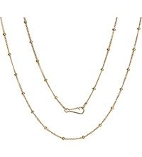 Annoushka Classic Saturn 18Ct Yellow Gold Short Chain