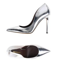 Bruno Magli Footwear Courts Women Silver