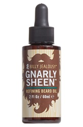 Billy Jealousy 'Gnarly Sheen' Refining Beard Oil