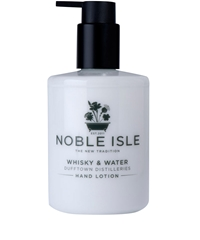 Whisky And Water Dufftown Distilleries Hand Lotion 250Ml Noble Isle