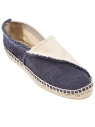 Castaner Bi Colour Espadrilles Blue
