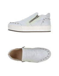 Janet Sport Low Tops And Trainers White