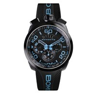 Bomberg Watches Bolt Neon Blue