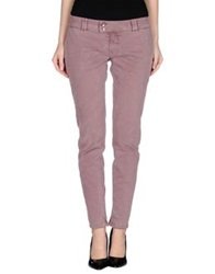 Jcolor Casual Pants Dove Grey