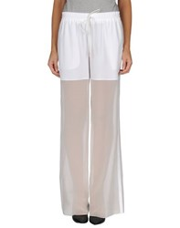 Viktor And Rolf Trousers Casual Trousers Women White