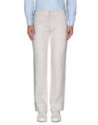 Richmond X Trousers Casual Trousers Men White