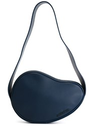 Jacquemus 'Haricot' Shoulder Bag Blue