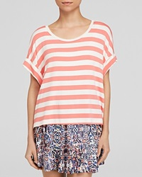 Ella Moss Tee Barbara Striped