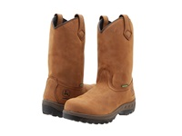 John Deere Wct Waterproof 11 Pull On Brown Men's Work Pull On Boots