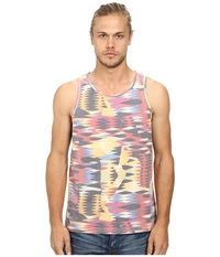 Deus Ex Machina Hatchet Tank Top Techno Men's Sleeveless Multi