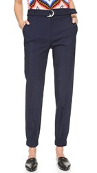 Kenzo Stretch Caddy Pants Midnight Blue