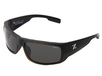 Zeal Optics Snapshot Matte Black W Dark Grey Polarized Lens Sport Sunglasses