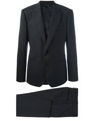 Dolce And Gabbana Formal Three Piece Suit Grey