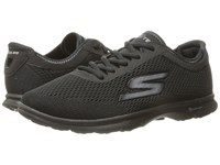 Skechers Go Step Sport Black Women's Walking Shoes