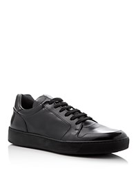 To Boot New York Barton Lace Up Sneakers Black