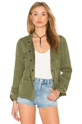 Sanctuary Hillside Safari Jacket Green