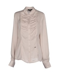 Amy Gee Shirts Beige