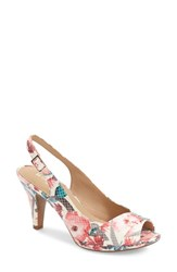 Women's Naturalizer 'Indeed' Slingback Pump 3 1 2' Heel
