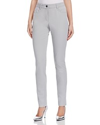 Basler Julienne Skinny Jeans Light Gray
