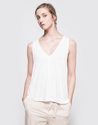 Which We Want V Neck Tank Top Ivory