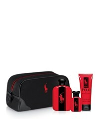 Ralph Lauren Polo Red Intense Travel Gift Set No Color