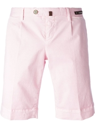 Pt01 Chino Shorts Pink And Purple