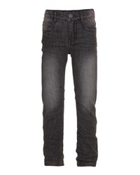 Molo Alonso Slim Fit Denim Jeans Gray Washed
