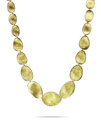 Lunaria 18K Small Collar Necklace Marco Bicego Red