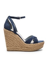 Bcbgeneration Holly Wedge Navy
