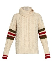 Preen Harley Cable Knit Sweater