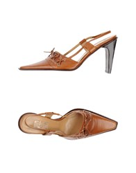 Strategia Footwear Courts Women Tan