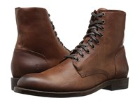 Frye Will Lace Up Copper Men's Lace Up Boots Bronze
