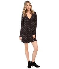 Billabong Moongazer Dress Off Black Women's Dress