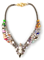 Shourouk 'Tabatha' Necklace Multicolour