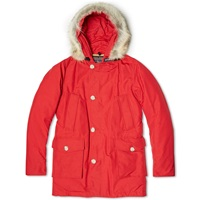Woolrich Classic Arctic Parka Red