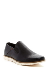 Adolfo Robert Slip On Shoe Black