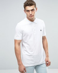 United Colors Of Benetton Short Sleeve Regular Fit Polo White 101
