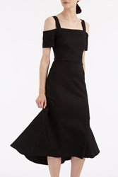 A.L.C. Daniel Open Shoulder Dress