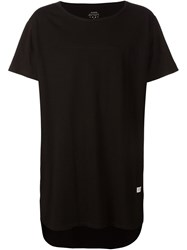 Stampd 'Dune Scallop' T Shirt Black